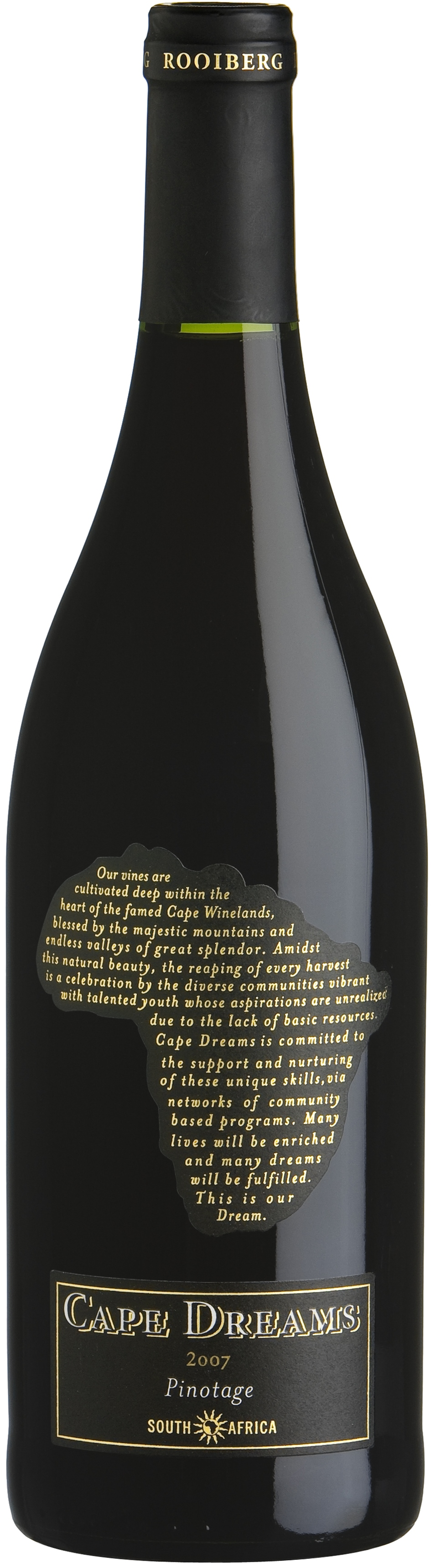 Cape Dreams Pinotage 2015