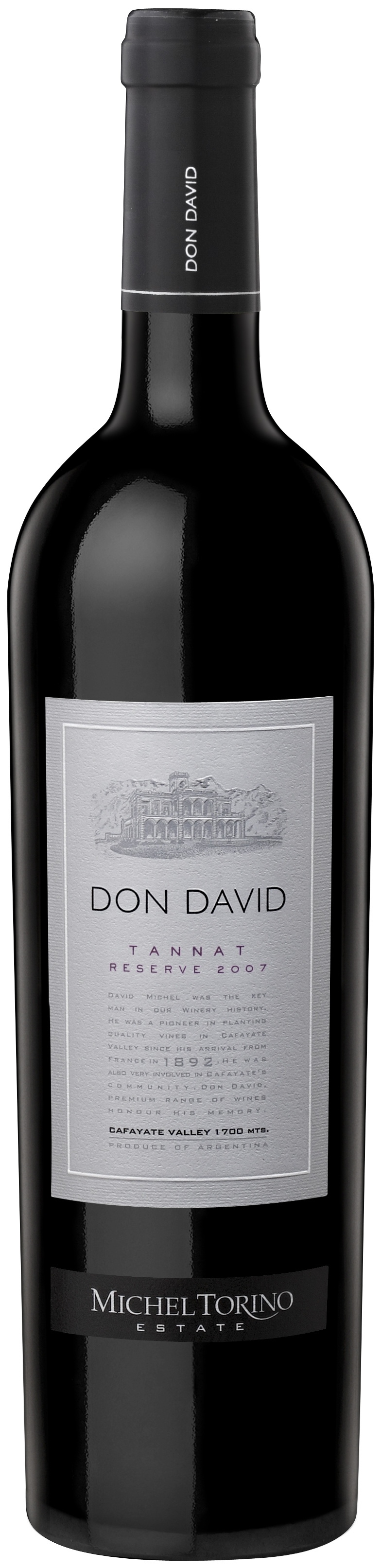 Michel Torino  Don David Reserve Tannat 2014