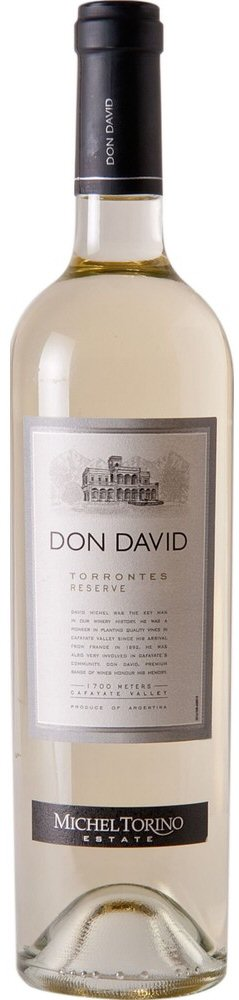 Michel Torino  Don David Reserve Torrontes 2015