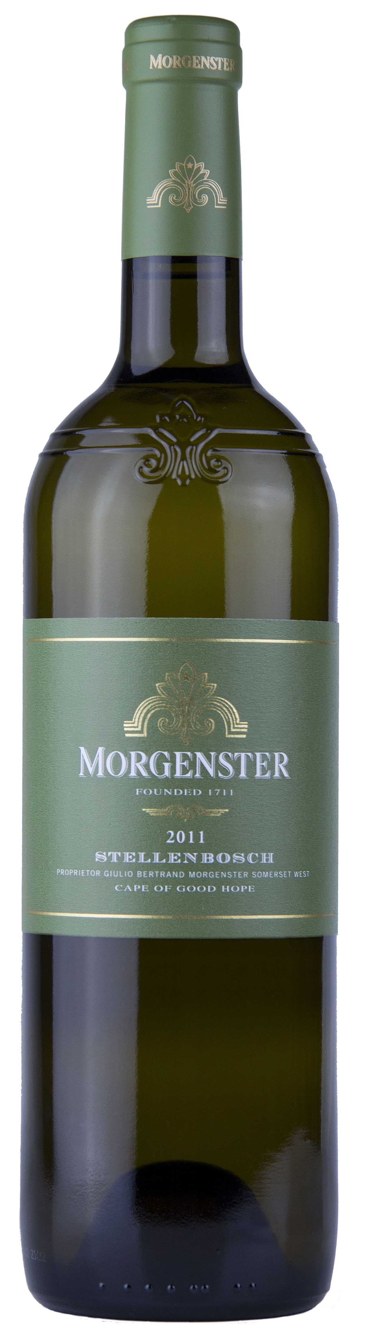 Morgenster  Morgenster White  2014