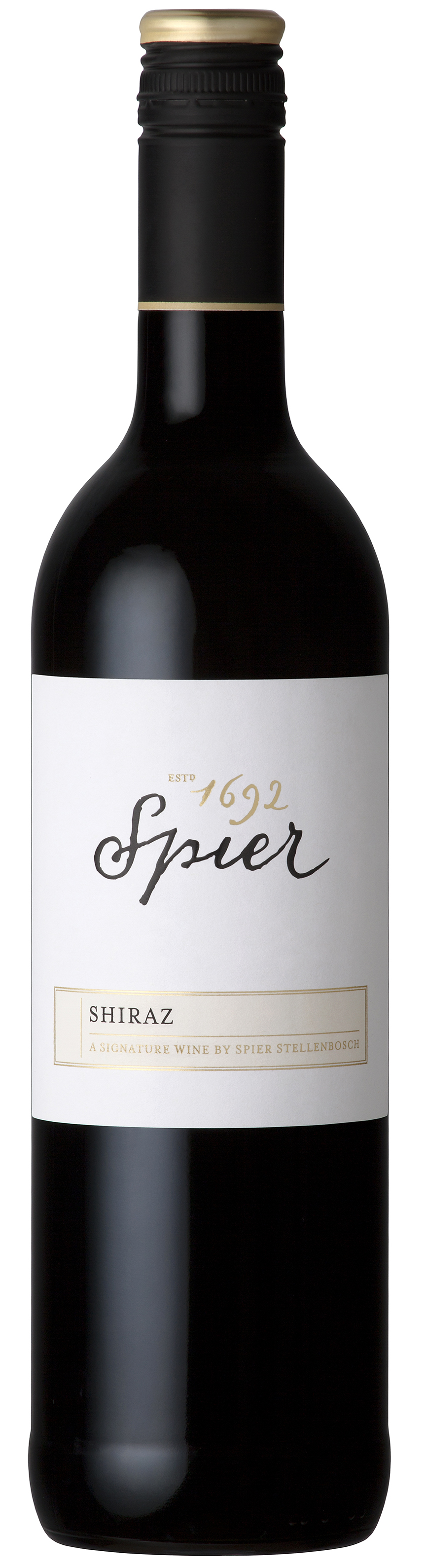 Spier Signature Shiraz 2014