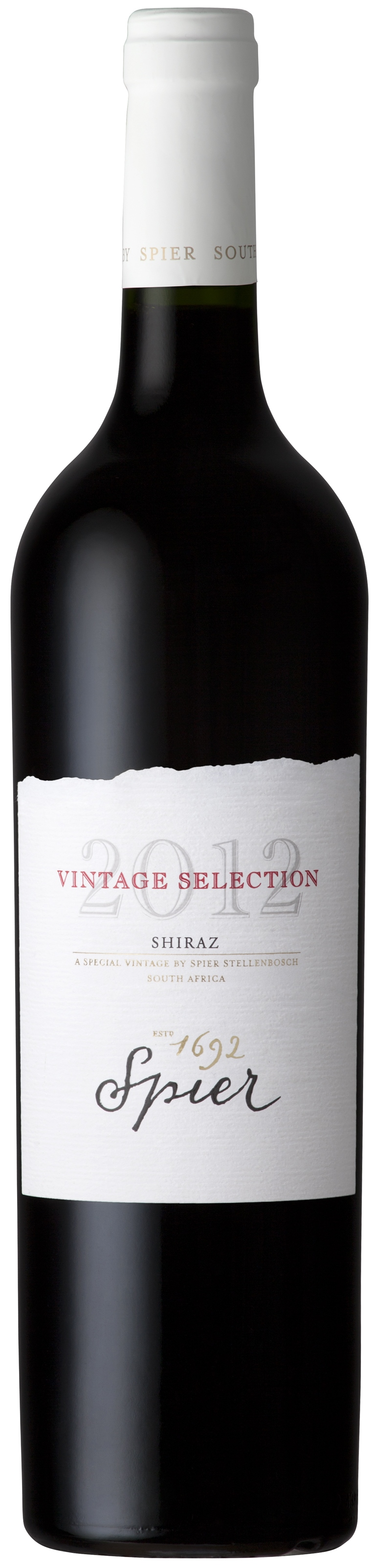 Spier Vintage Selection Shiraz 2013