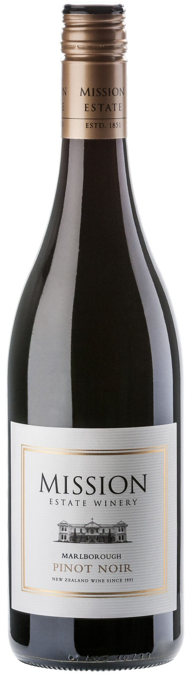 Mission Estate Pinot Noir 2013